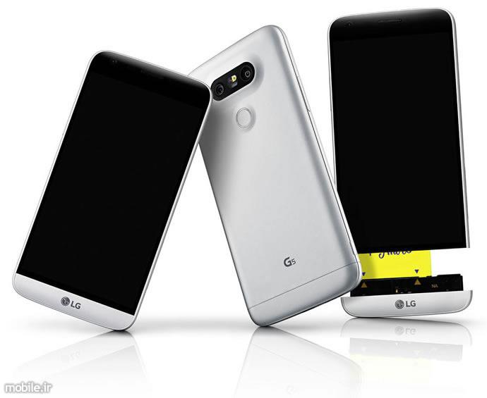 LG G5 Iran Event